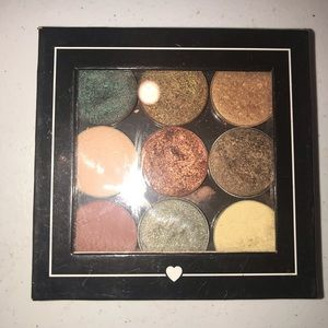 Various eyeshow z palette